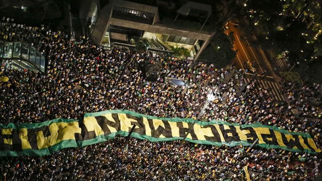 'Rechter Brazilië blokkeert aanstelling omstreden oud-president'