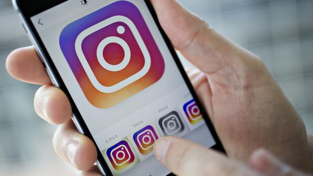 'Instagram test live video-functie'