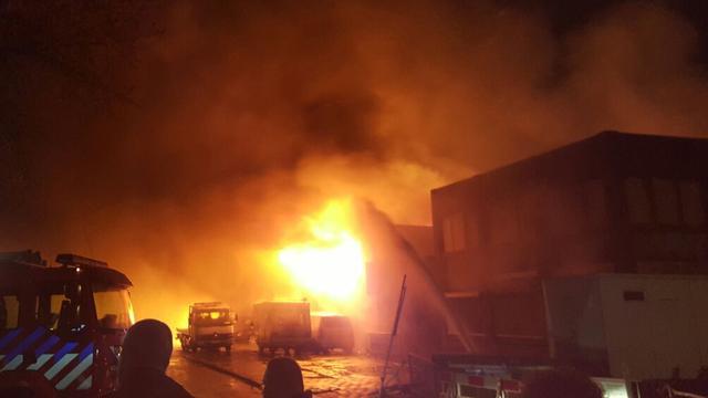 Noodverordening Vlaardingen na autobranden