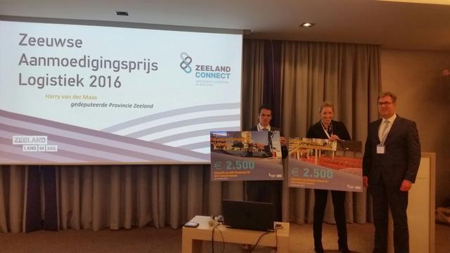Zeeuwse Aanmoedigingsprijs Logistiek voor twee uienbedrijven