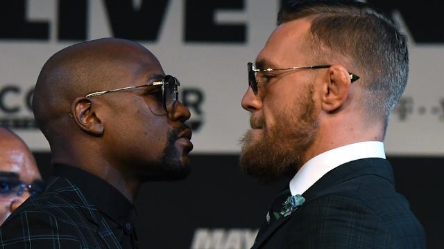 McGregor zegt dat Mayweather binnen twee rondes neergaat