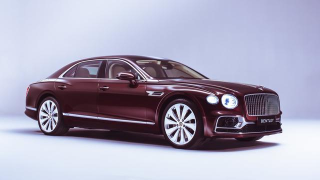 Bentley vraagt net geen 3 ton voor nieuwe Flying Spur