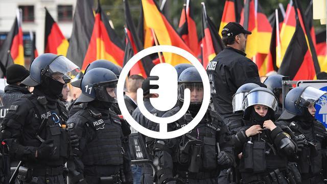 Verdeeldheid in Duitsland vanwege vluchtelingenvraagstuk