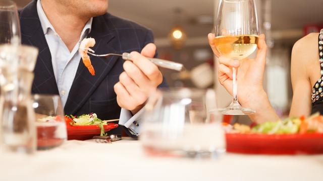 'Restauranteten in Nederland ongezonder dan fastfood'