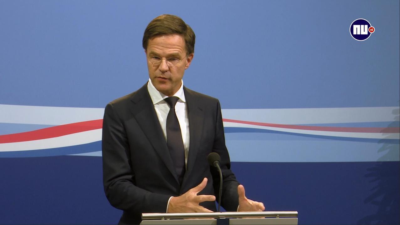 Rutte: 'Ik vind het logisch dat referendumwet intrekken niet referendabel is'