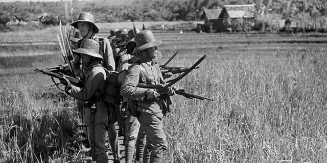 70 jaar geleden kwamen de eerste Molukse KNIL-militairen naar Nederland
