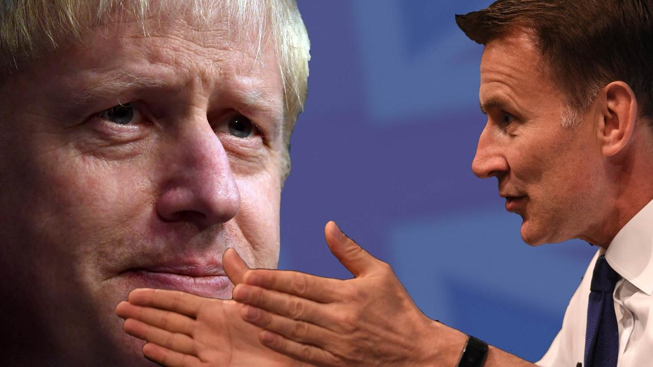 Wie neemt Mays loodzware Brexit-taak over?