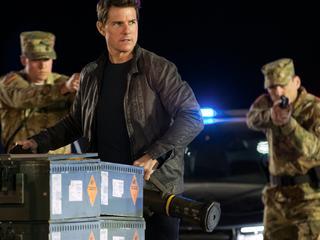 'Tom Cruise moet oppassen voor Sylvester Stallone-effect'