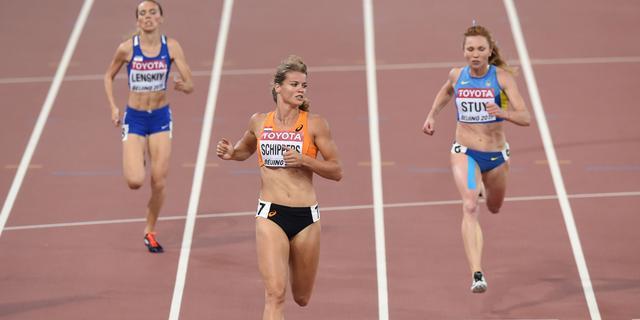 Schippers denkt dat persoonlijk record op 200 meter mogelijk is