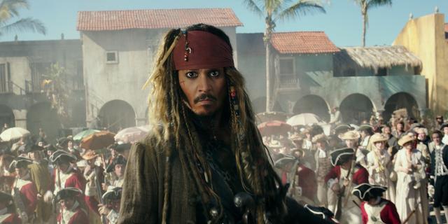 Johnny Depp en Jennifer Lawrence genomineerd voor prijs slechtste acteurs