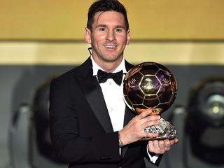 Messi en Ronaldo maken wel weer kans op prijs voor beste voetballer ter wereld