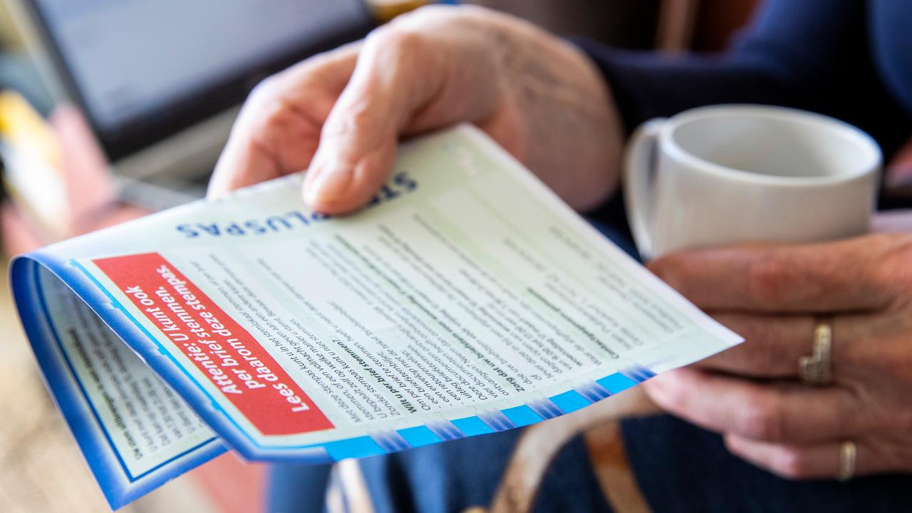 2,4 miljoen zeventigplussers mogen poststem uitbrengen tijdens verkiezingen - NU.nl