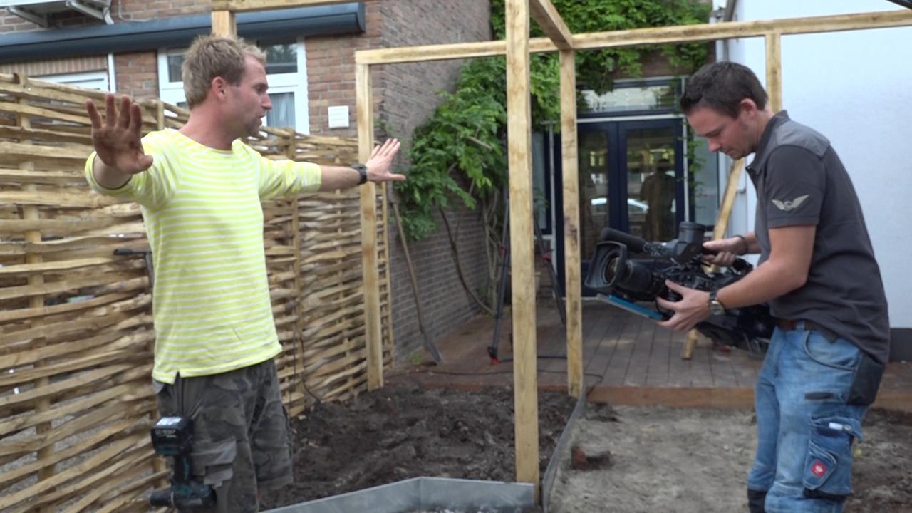 Een kijkje achter de schermen bij eigen huis en tuin nu for Deuntje eigen huis en tuin