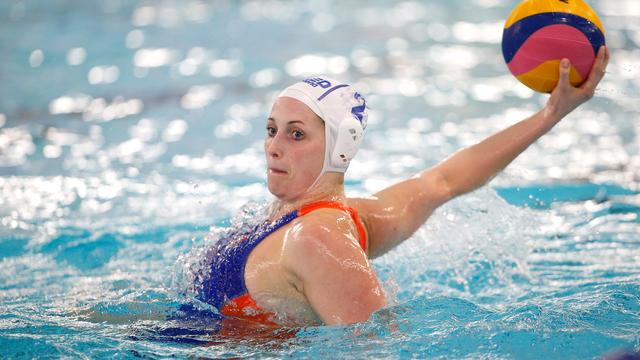 Waterpoloboegbeeld Smit (32) stopt per direct als international