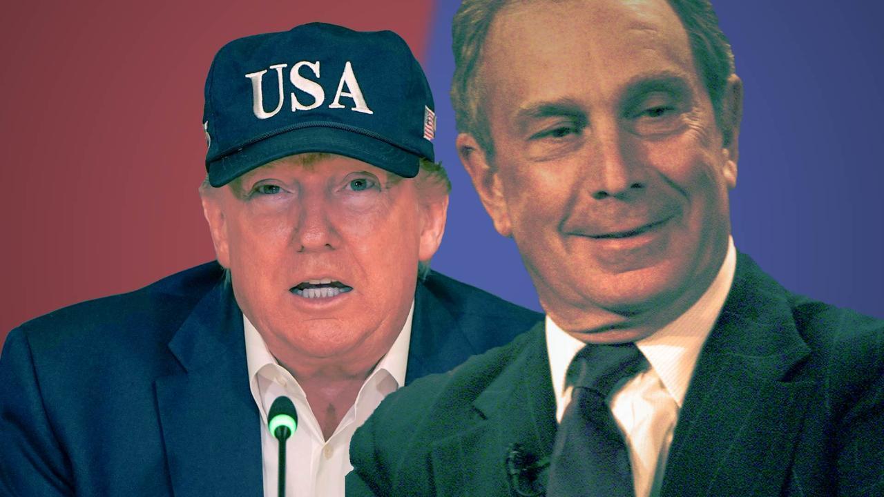 Mede-miljardair daagt Trump uit: Wie is Michael Bloomberg?