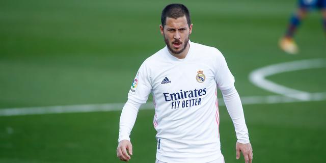 Real Madrid zonder Hazard in eerste kwartfinaleduel met Liverpool in CL
