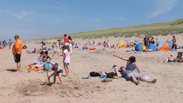 Bijna 12.000 kilo afval van Noordzeekust gehaald door vrijwilligers