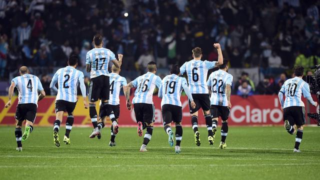 Argentinië verslaat Colombia vanaf elf meter in kwartfinale Copa America