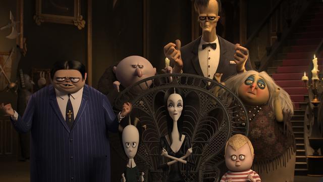 Monic Hendrickx en Tjitske Reidinga te horen in nieuwe Addams Family-film