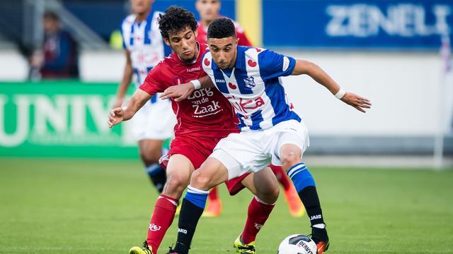 Heerenveen En Fc Utrecht Spelen Gelijk