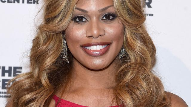 Orange is the new black-actrice Laverne Cox blij met aandacht transgenders