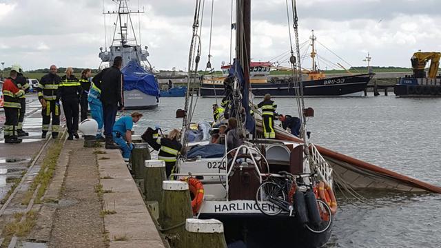 OM eist cel- en werkstraf voor schipper dodelijk mastongeluk Harlingen