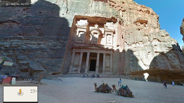 Dertig historische plekken toegevoegd aan Google Street View