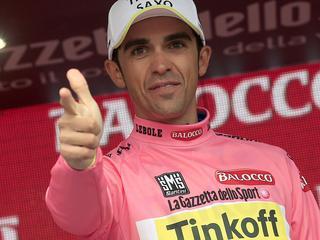 Spanjaard had er niet op gerekend minuten te pakken op rivalen in Giro