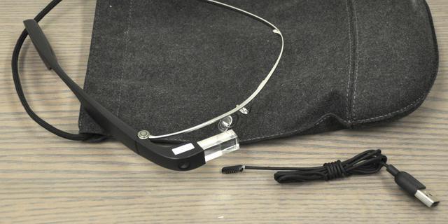 Nieuw type Google Glass duikt op eBay op