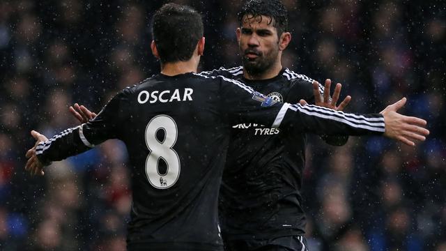 Chelsea rekent eenvoudig af met Crystal Palace, Spurs niet langs Everton