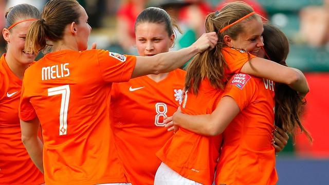 Oranjevrouwen verrassend te sterk voor Frankrijk in oefenduel