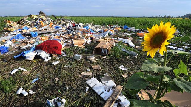 Mogelijk nader onderzoek rampplek MH17 na vondst menselijke resten