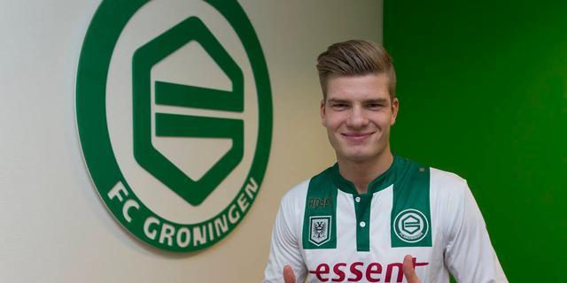 Talentvolle Noorse aanvaller tekent bij FC Groningen