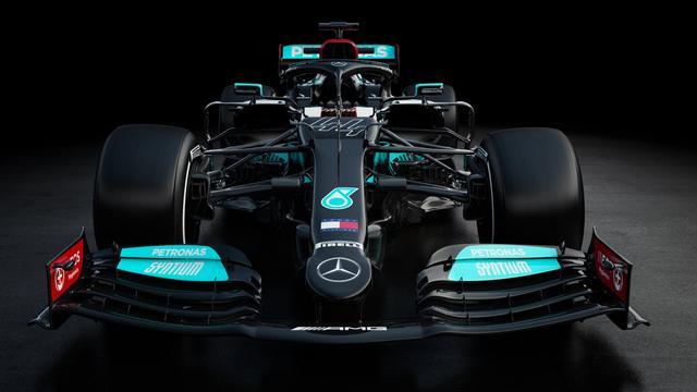 Tijdens de voorbereidende tests in Bahrein zal duidelijker worden hoe de Mercedes er tijdens de seizoensstart daadwerkelijk uit gaat zien.