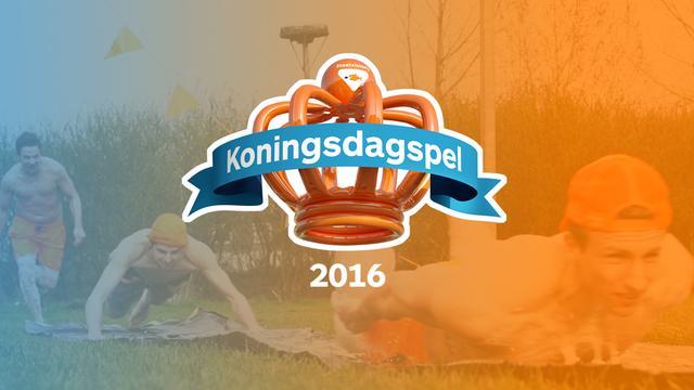Buikschuiven genomineerd voor titel 'Koningsdagspel 2016'