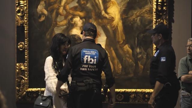 Vlaamse musea maken campagnefilm tegen naaktbeleid Facebook