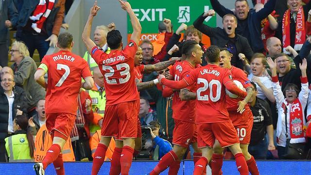 Liverpool en Sevilla bereiken finale Europa League