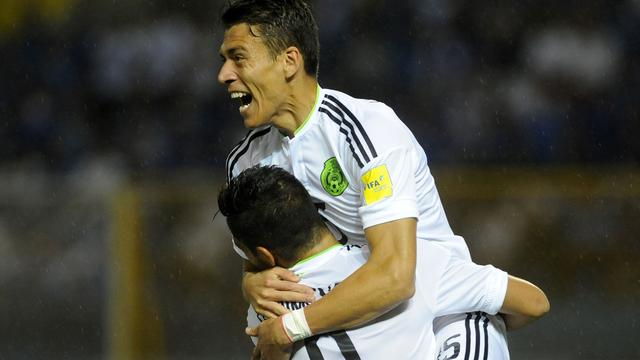 Mexico blijft mede dankzij treffer Moreno foutloos in WK-kwalificatie
