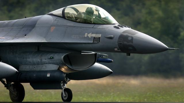 Onderzoek naar vier luchtaanvallen Nederlandse F-16's in Syrië en Irak