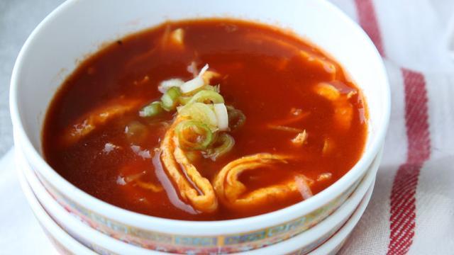 Het familierecept: 'Kinderen vragen om opa's Chinese tomatensoep'
