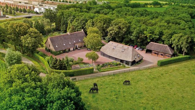 Plan voor luxe woonzorgcomplex aan rand Haagse Beemden