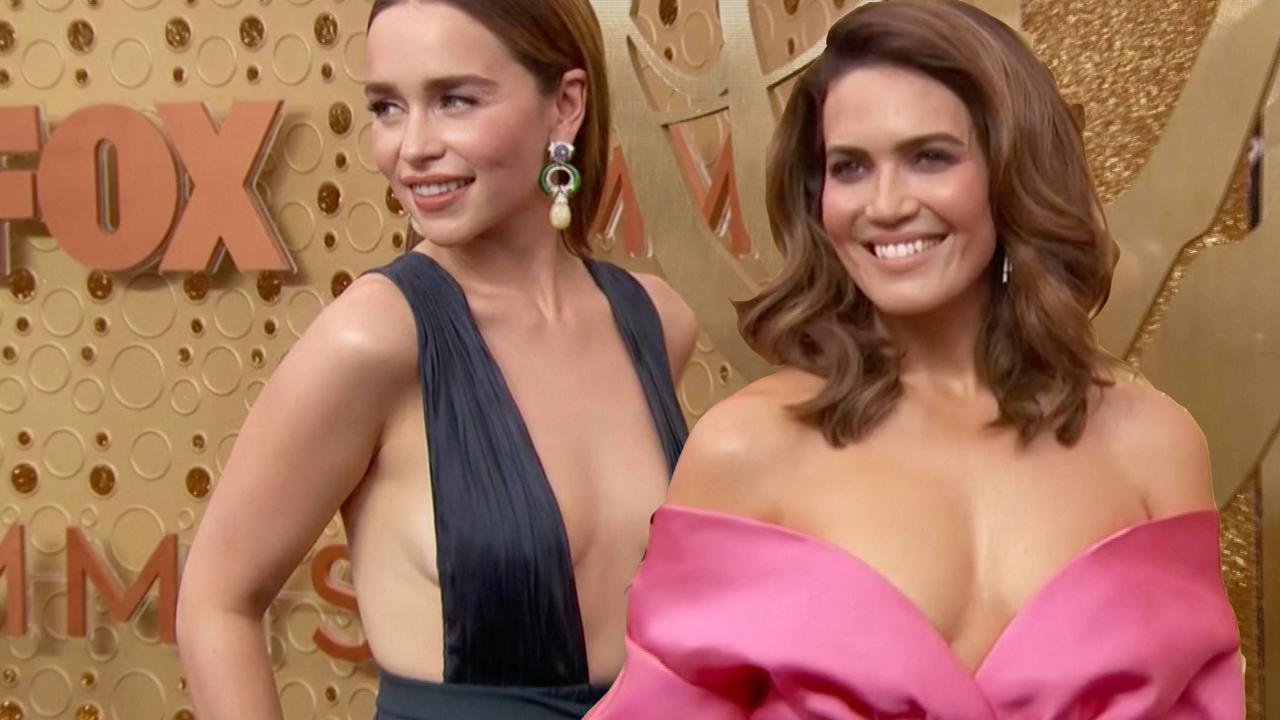 Dit zijn de opvallendste outfits van de Emmy Awards