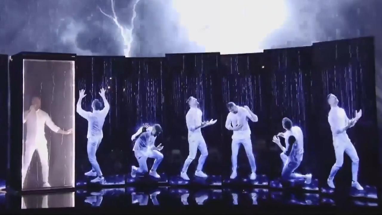 Deze acts treden op in de finale van het Songfestival
