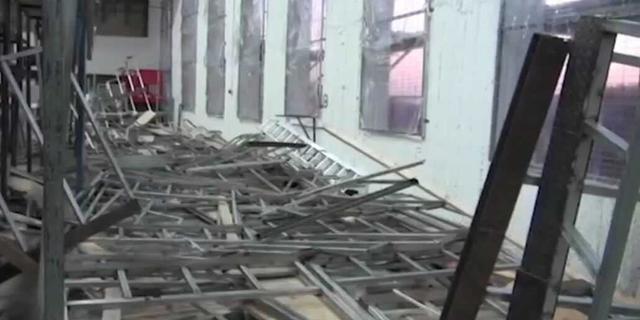 Doden en tientallen gewonden door ingestorte tribune in synagoge Westoever