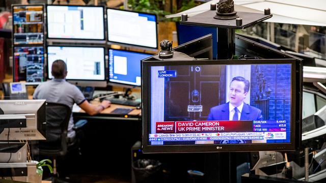 Europese beurzen blijven in de ban van Brexit-besluit