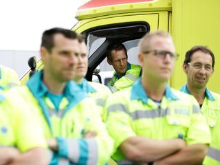 Ambulancemedewerkers gaan er in koopkracht 7,5% op vooruit