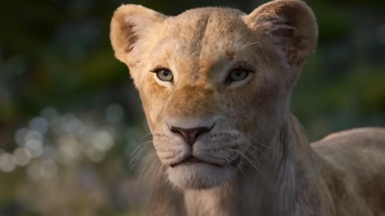 Beyoncé voor het eerst als Nala te horen in trailer The Lion King