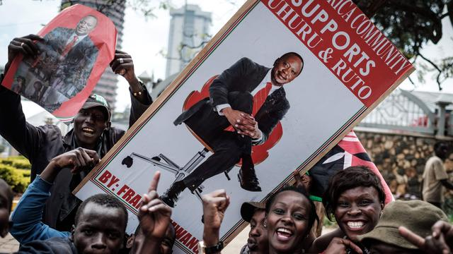 Rechter bevestigt uitslag presidentsverkiezingen Kenia