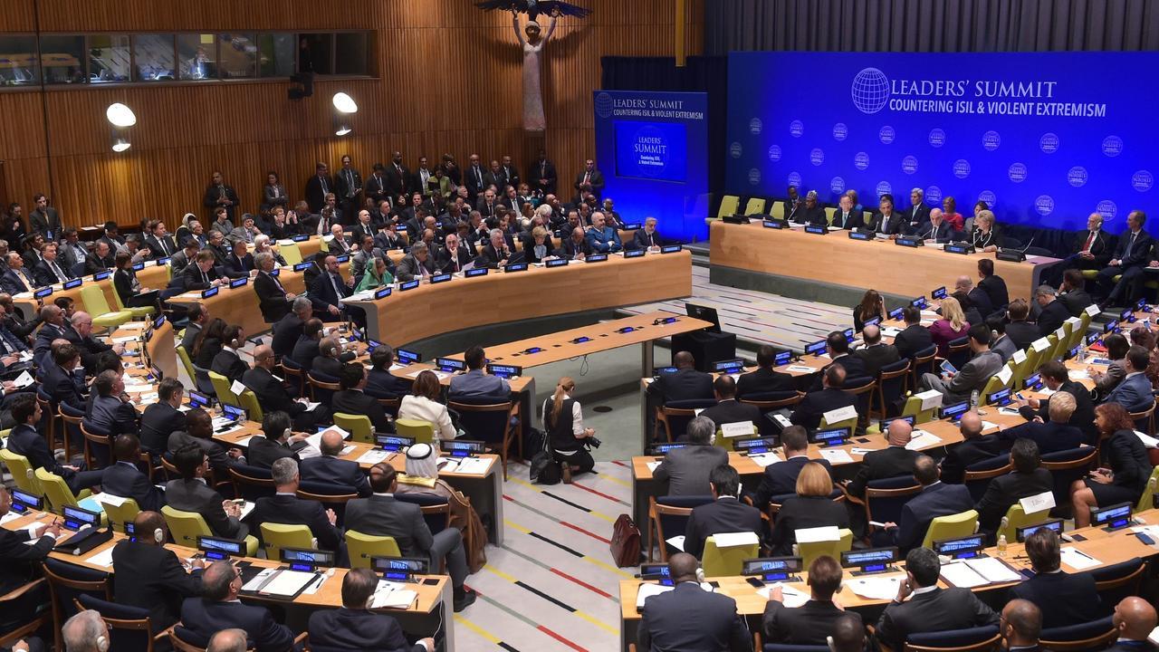 VN roept lidstaten op om te strijden tegen IS
