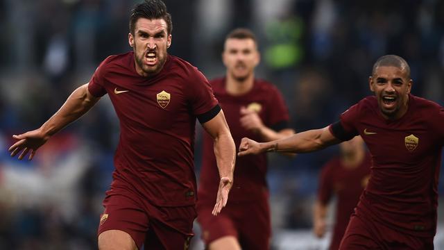 Strootman scoort in Romeinse derby, Galatasaray passeert Fenerbahçe